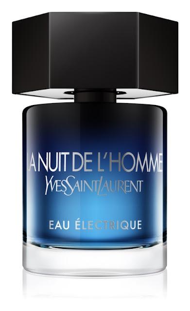 profumo uomo Yves Saint