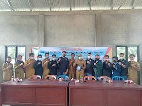 Jalin Sinergitas Dengan pemerintah Desa, Aswhaja lakukan Road show ke Sekernan