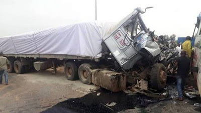 Five killed, many injured as trailer crashes in Suleja