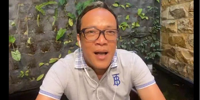 Immanuel Ebenezer: Jokowi Harus Peka, Menteri Tertu1ar Penyakit 2024 Harus Dicopot
