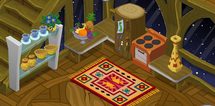 Animal Jam The Painted Stars Project 2016