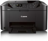 Canon IJ Netwrk Tool Maxify mb2000
