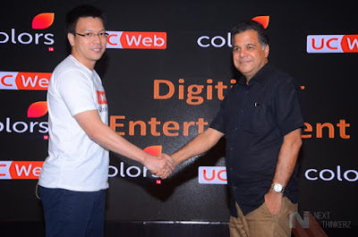 UCWeb launches a  Colors Partnership & We-Media.