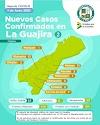 Aumentan casos de COVID 19 en Maicao. Colombia supera los 30 mil contagios.