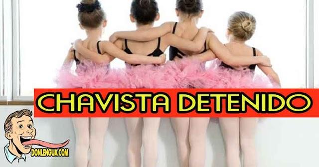 Detenido director de academia de baile en Lara por abusar de sus alumnas