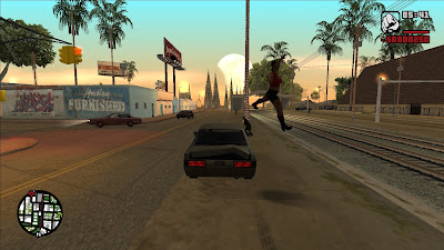 GTA San Andreas GTA V Style Rolling V2 With RageDoll Download