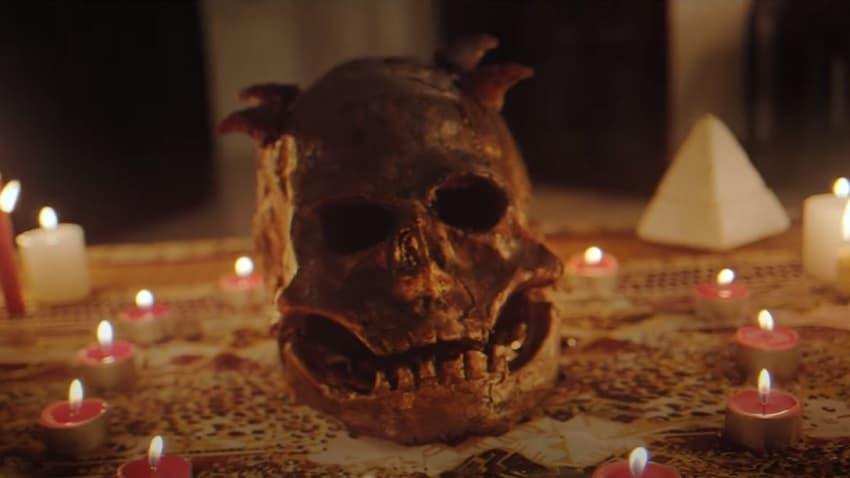 Вышел трейлер хоррора «Череп: Маска»  - бразильского мистического слэшера