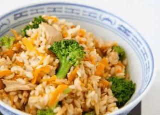ارز بالسجق ( وصفات سهلة وسريعة للمبتدئين)