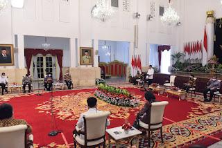 Presiden Jokowi Pimpin Sidang Paripurna DEN Bahas Strategi Besar Energi Nasional