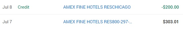 How To Maximize $200 Hotel Credit With American Express Platinum Card For Fine Hotels & Resorts