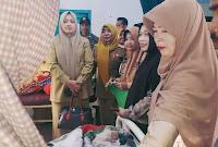 Bupati Bima Jenguk Belasan Warga Korban Keracunan di PKM Bolo