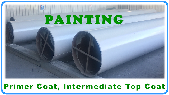 painting | Primer coat application | INTERMEDIATE AND TOP COAT | Painting Inspection | surface preparation