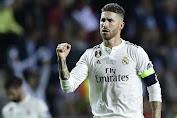 Menang di Kandang Lawan ,Real Madrid  Benamkan Athletic Bilbao Lewat Penalti Ramos