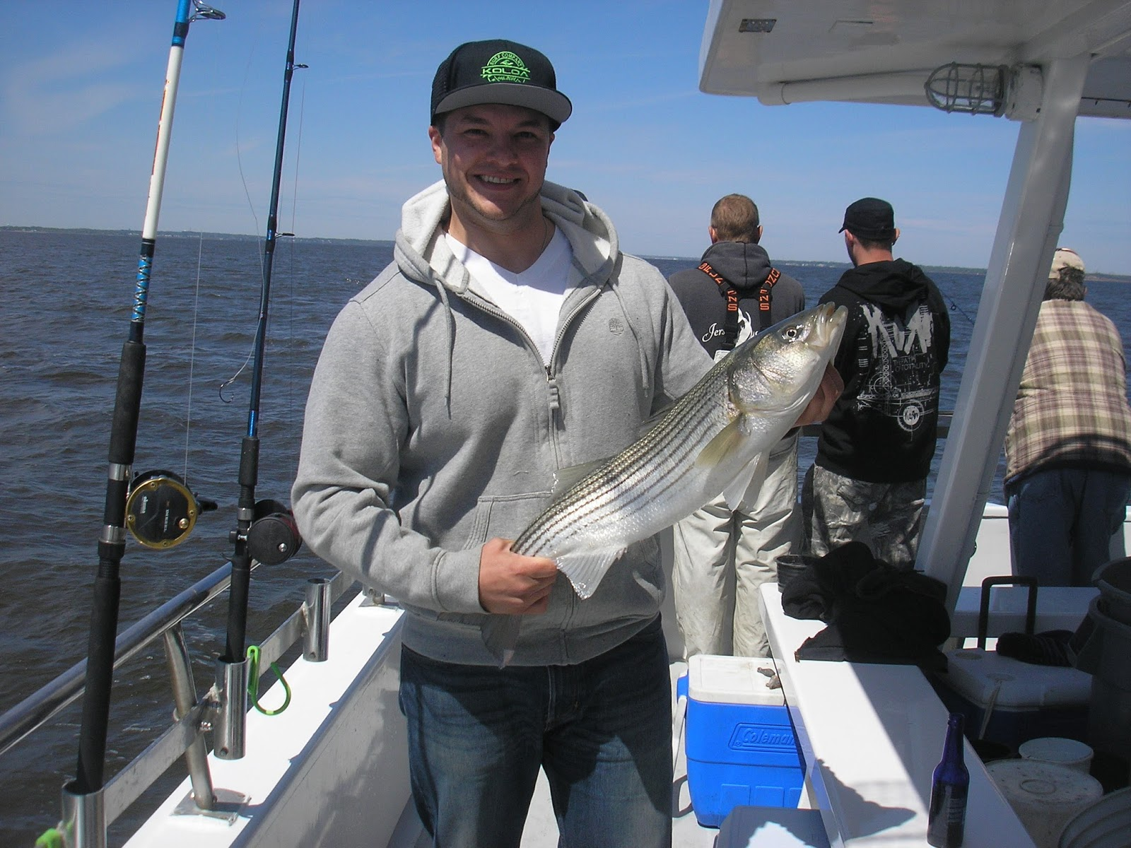 Sea tiger ii fishing report thurs and saturday reports 5 6 8 for Seven b s fishing report