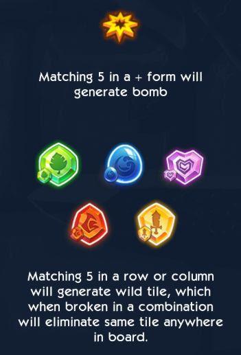 Gems Frontier - Combo List #2