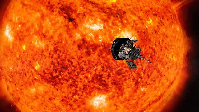 ناسا تطلق رحلة لمس الشمس التاريخية