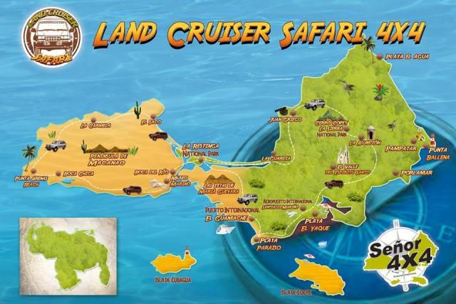 Excursión por Isla Margarita con el Señor 4x4 Tours