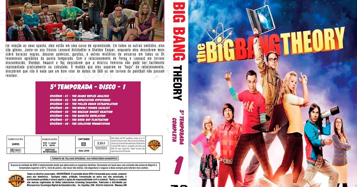 maximuss capas capa do dvd the big bang theory 5 temporada cover dvd the big bang theory. Black Bedroom Furniture Sets. Home Design Ideas