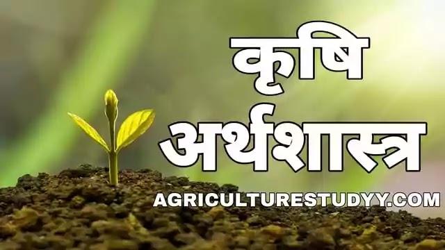 कृषि अर्थशास्त्र क्या है अर्थ एवं परिभाषा, agriculture economics in hindi, कृषि अर्थशास्त्र किसे कहते है, कृषि अर्थशास्त्र की प्रकृति एवं क्षेत्र