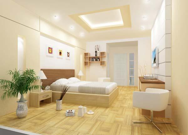 sơn sửa căn hộ chung cư tại tphcm