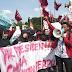 Aksi Tolak RUU Dan Tuntaskan Konflik, IMM KotabumiTurun Ke Jalan