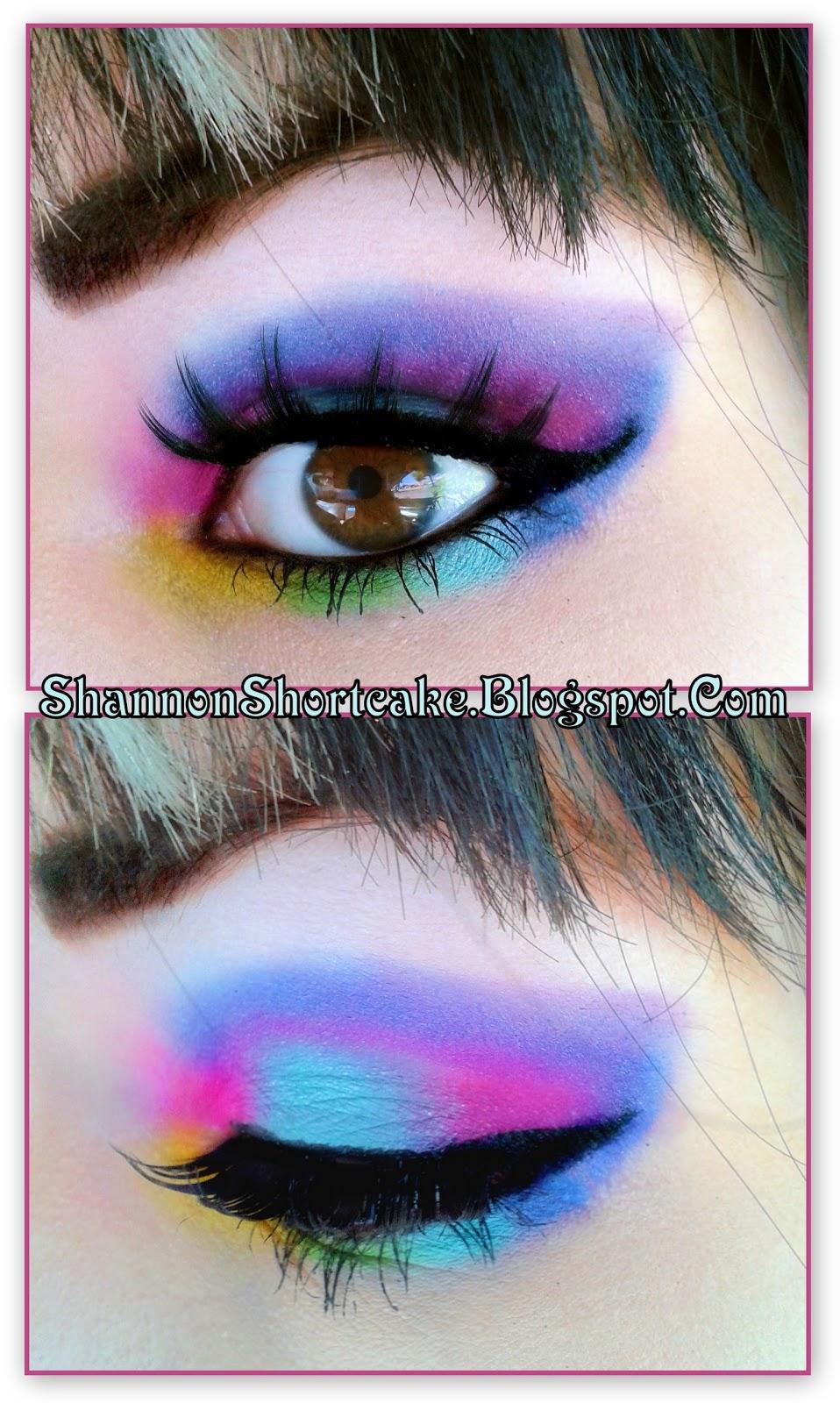 Shannon Shortcake (Makeup Addict): Barbie Inspired Makeup