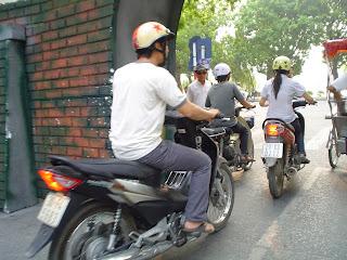 Hanoi Vietnam fotos motos vietnam
