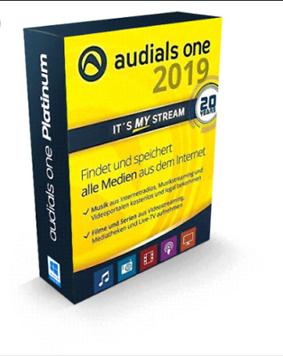 audials one 2019 user manual