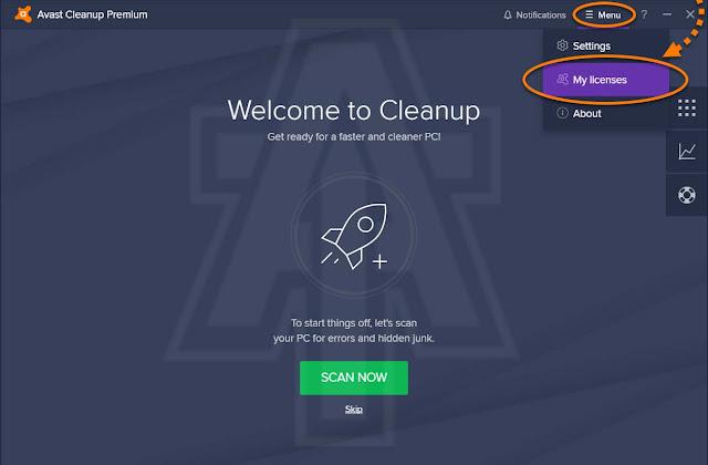 تحميل برنامج avast cleanup premium كامل مجانا