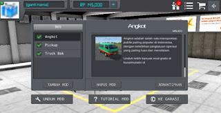 Cara Memasang MOD Bus Simulator Indonesia (BUSSID)
