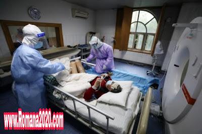 السائح الفرنسي المصاب فيروس كورونا المستجد corona virus أقام في فندق شهير بمراكش marrakech