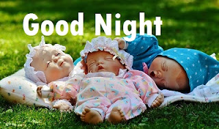 good night cute doll images
