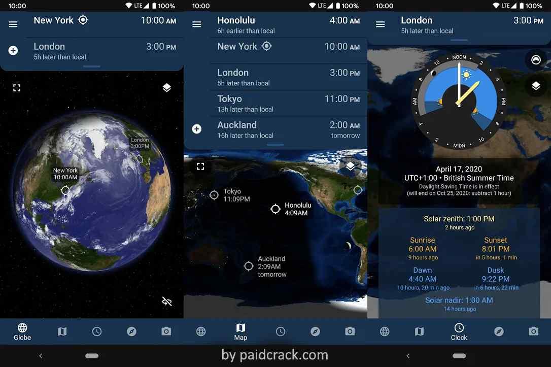 TerraTime Pro World Clock Mod Apk 7.1 [Paid]
