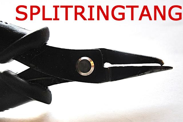splitringtang - split ring pliers