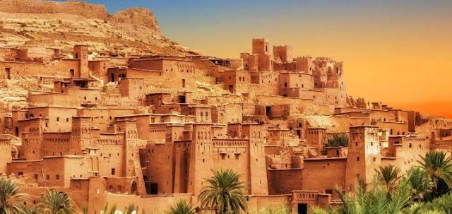 الطبيعة الخلابة في المغرب