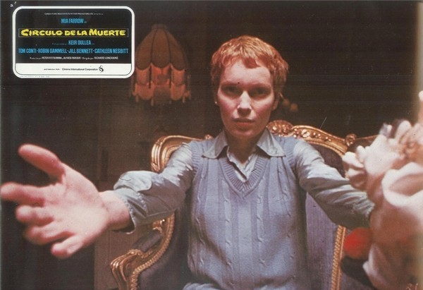 Mia Farrow en The Haunting of Julia-1977