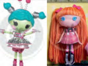 Sneak Peek: Lalaloopsy with Real Yarn Hairs and other New Releases in Fall 2013