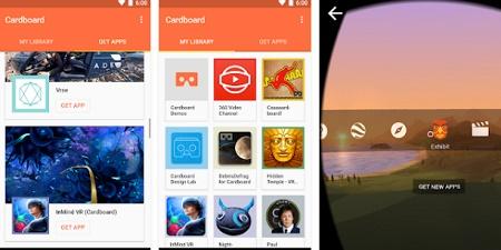 aplikasi android untuk vr