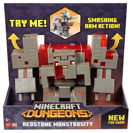 Minecraft Redstone Monstrosity Dungeons Series 2 Figure