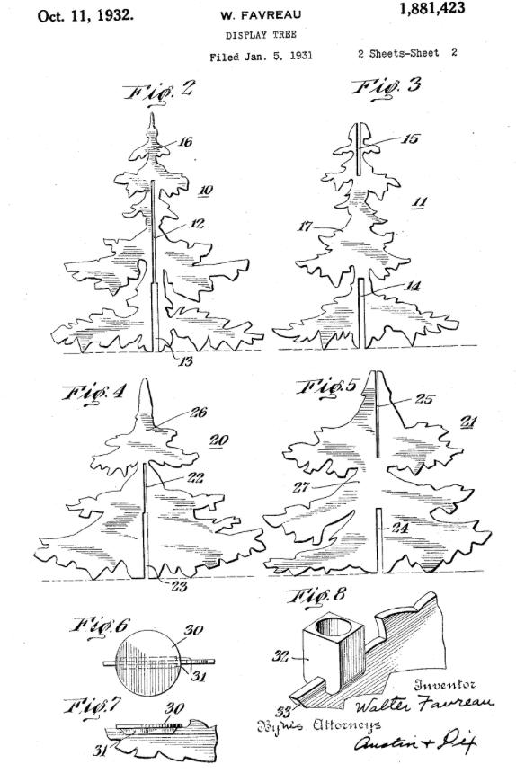 meggiecat: Christmas Tree Templates