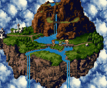 chrono trigger map