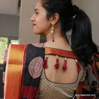 silk saree design