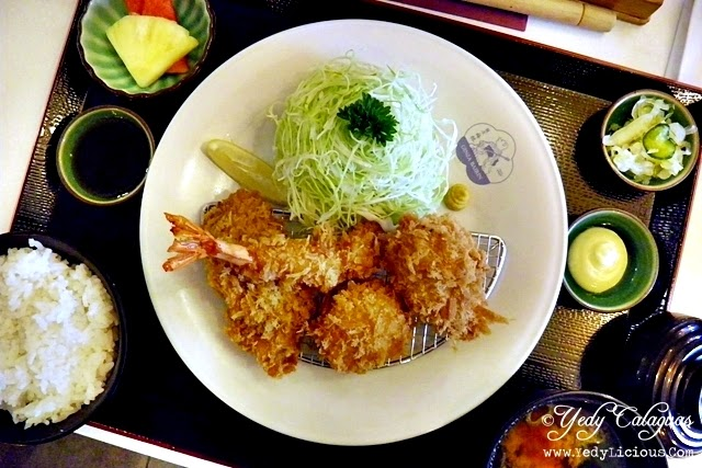 Ginza Bairin Manila Philippines Introduce New Items on the Menu