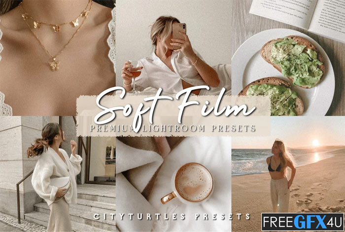 Soft Film Natural Lightroom Presets