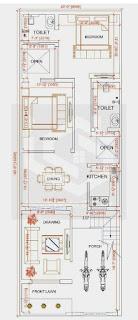 house plan map