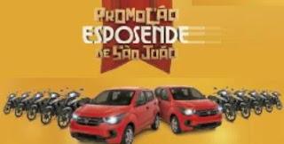 Promoção Esposende Calçados São João 2019 - Concorra 2 Carros e 10 Motos