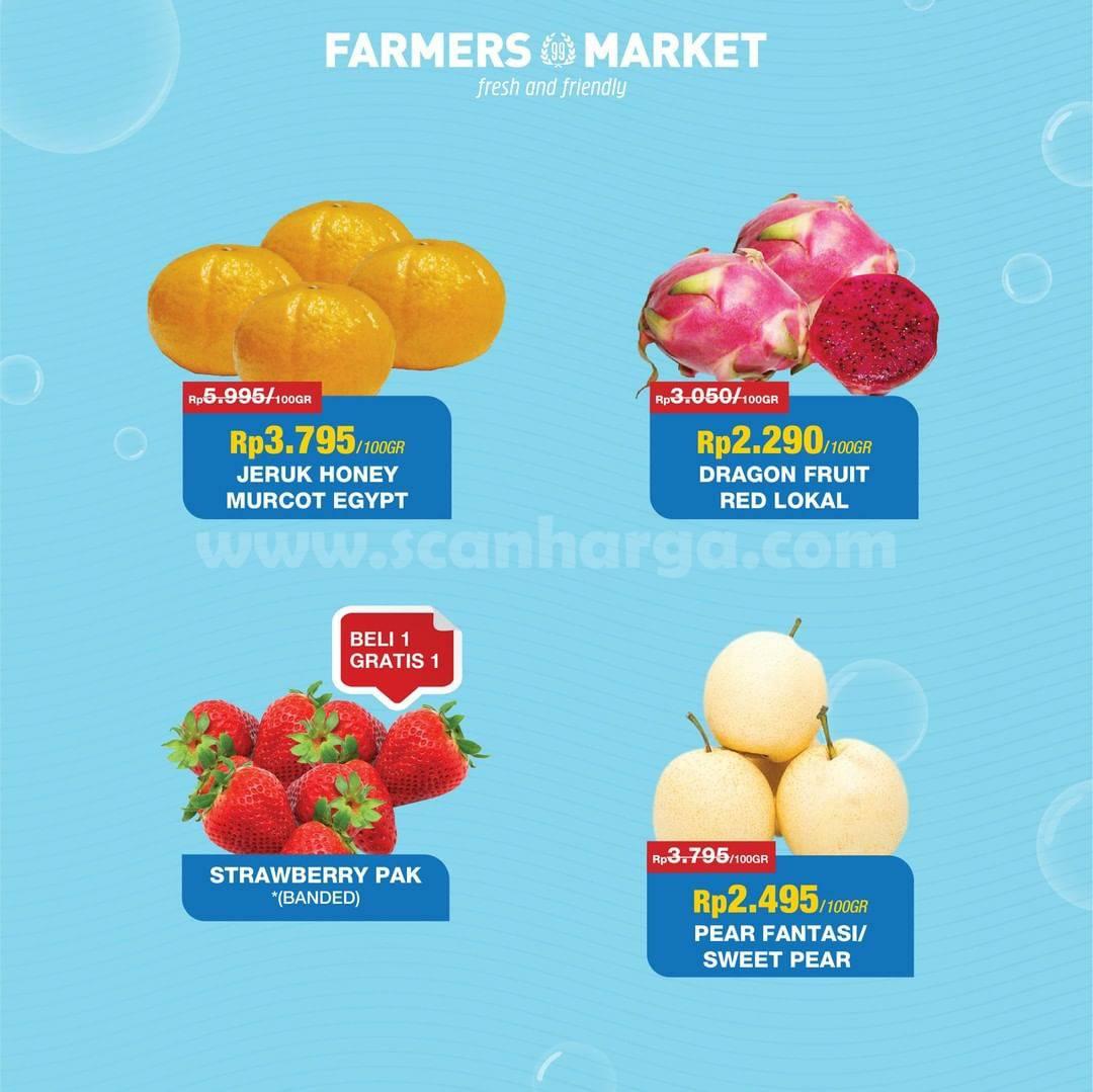 Promo Farmers Market 23 Juni - 1 Juli 2021 Khusus Mal Metro Kebayoran