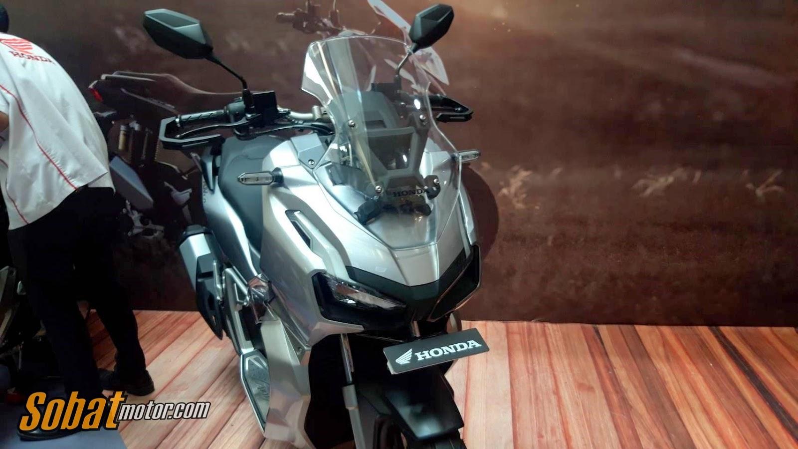 Indako resmi merilis Honda ADV 150 dikota Medan, harga mulai 30 Jutaan !