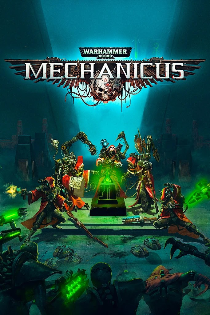 Warhammer 40000 Mechanicus Torrent (PC)