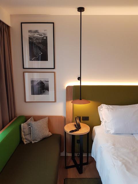Hotel Hilton Garden Inn-Dettagli Camera